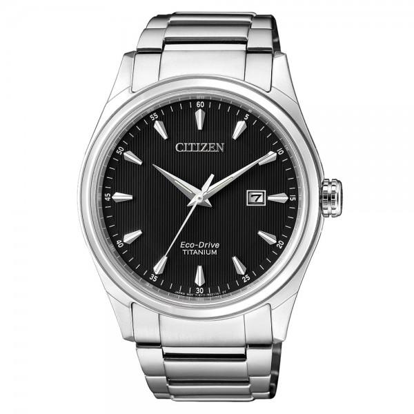 Citizen Herrenuhr Eco-Drive Titanium BM7360-82E