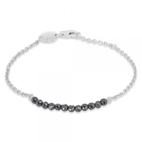 Engelsrufer Damenarmband Plata grau ERB-18-PLATA-HA - 925 Silber