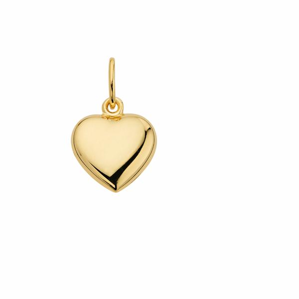 CEM Anhänger Herzsymbol 333er Gold BAH302851